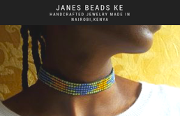 Janes Beads Voucher 200 KES<br />Available in Nairobi